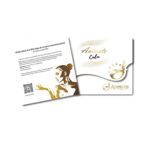 Animate Cala - 24K aranyfólia